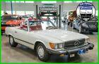 Mercedes-Benz SL-Class 450SL 1976 Mercedes 450SL V8 Automatic Convertible w/ Hardtop 69K Original Miles 76