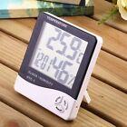 Practical Digital HTC-1 Large Screen Indoor Electronic Temperature Hygrometer