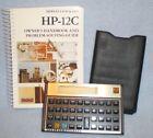 Hewlett-Packard HP-12C Programmable Financial Calculator Plus Manual Vintage