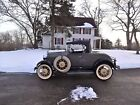 1928 Ford Model A  1928 Ford Model A Rumble Seat Roadster. Original Barn Find.
