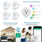 Etekcity 4 Pack Voltson Wi-Fi Smart Plug Mini Outlet With Energy Monitoring