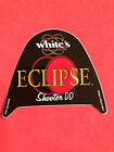 Whites Metal Detector 3X5 Shooter DD Eclipse Coil Decal
