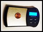Cen-Tech 1000gram Digital Scale - Pocket Scale - 6 Precision Unit Types