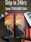 20pcs Smk TFV8 Baby Coils Replacements ( X4 - T6 - T8 ) for TFV8 Baby Beast Tank