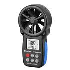 HOLDPEAK 866B-WM Digital Anemometer Handheld Wind Speed Meter for Measuring Wind