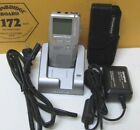 OLYMPUS DS-4000 PRO LINE HANDHELD 32mb DIGITAL VOICE RECORDER SYSTEM W/MANUAL