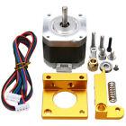 HOT Extruder W/ NEMA 17 Stepper Motor 1.75mm RepRap fits for 3D Printer RepRap