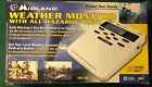 Midland Weather Monitor W/All-Hazards Alert Programmable Works NOAA S.A.M.E Tech