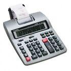 Casio HR100TM HR-100TM Two-Color Portable Printing Calculator, Black/Red