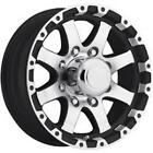 "New 16"" 16X6 8X6.5 bolt pattern Aluminum Trailer Wheel Alloy T08-66867BMLS"