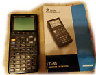 Texas Instruments TI-85 Advanced Scientific Graphing Calculator With Guidebook