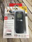 RCA Digital Voice Recorder VR5320R 1GB Built in USB 400 Hour Capacity New Sealed