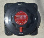Battery Selector Switch - Vetus