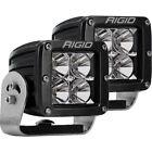 Rigid Industries D-Series PRO - Flood LED - Pair - Black 222113