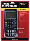 Texas Instruments TI-83 Plus Graphing Calculator Gray Standard New