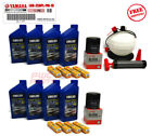 YAMAHA AR240 SX240 Boat Maintenance Kit NGK Spark Plugs Oil Change Filter Pump