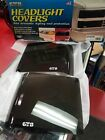 GTO 1988-93 Chevy full size Tinted Headlight Covers