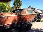 Chris Craft Sedan, 22 ft.  1954  A Real Classic!  Project Boat.