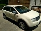 2008 Lincoln MKX Base Sport Utility 4-Door Lincoln MKX, Fully LOADED w/ Cooled/Heated Seats, Premium Stereo, Leather,