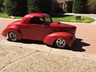 1941 Willys -- 1941 Willys Coupe  350 V8, 350 Automatic,4whl disc brakes