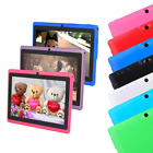 """7"""" inch A33 Android 4.4 Tablet PC Quad Core WiFi Bluetooth Sim CAMERA 16GB US"""