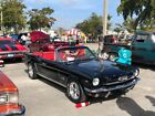 1964 Ford Mustang Convertible resto mod 1964 1/2 Ford Mustang Covertible. *several photos before wheel and tire change