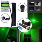10 Miles G850 Green Laser Pointer Pen 532nm Lazer Beam Light Ray 16340 + Charger