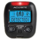 AcuRite 02020 Lightning Detector Weather Device Portable Storm Detector Alarm