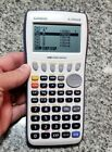 Casio FX-9750GII Graphing Calculator White in great working order! Mint!