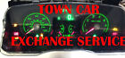 2007 2008 LINCOLN TOWN CAR INSTRUMENT CLUSTER SOFTWARE & ODOMETER CALIBRATION