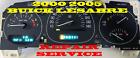 2000 2005 BUICK LESABRE INSTRUMENT CLUSTER SOFTWARE & ODOMETER CALIBRATION SERV