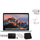 "Apple MacBook Pro - 13.3"" - i5 - 8 GB RAM - 128GB SSD - Silver Bundle"