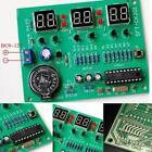 DIY Kit Module 9V-12V AT89C2051 6 Digital LED Electronic Clock Parts AUTC