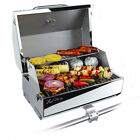 """Kuuma 216 Elite Gas Grill 216"""" Cooking Surface Stainless Steel 58155"""