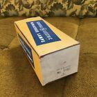 NOS GE Miniature Auto Lamps Light Bulbs 6V Box of 10 #1183