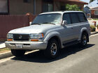 1997 Lexus LX  LX450 Cold A/C 195k 3rd Row Tow Package 4x4 Diff Lock Land Cruiser Salvage title