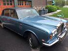 1969 Rolls-Royce Silver Shadow  1969 Rolls Royce Silver Shadow