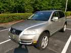 2004 Volkswagen Touareg V8 Well-maintained Volkswagen Touareg SUV 2004 V8 4.2L in good mechanical condition