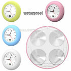 Large Round Wall Clock Temperature Indoor Large Numbers  Clock 4 Color