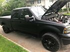 2005 Ford F-350 Black matte 2005 Ford Pick Up F350 Completely Renovated