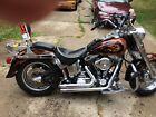 2001 Custom Built Motorcycles Softail  2001 Harley Softail
