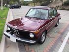 1976 BMW 2002  1976 BMW 2002 w/sunroof - $17,500