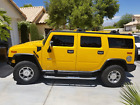 2005 Hummer H2 -- 2005 Hummer H2 4x4 SUV Low Miles Excellent Condition Clean Carfax 73,000 Miles