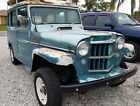 1954 Willys 439  1954 willys jeep wagon