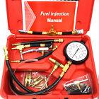 Pressure Gauge Manometer for Engine Fuel Injection Testing GM Ford Chrysler Etc