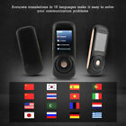 Translation Kit Intelligent Translator 37 Languages Instant Voice Pocket Device