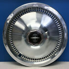 """ONE '75-81 Lincoln Town Car # 738 15"""" Wheel Cover / Hubcap OEM Part # D5VY1130A"""
