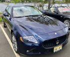 2012 Maserati Quattroporte S type; 4 door 2012 Maserati Quattroporte S