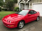 1995 Acura Integra GS-R 1995 Acura Integra GS-R 1.8L Coupe Manual 44k Miles 1-Owner Red Sport Car B18C1