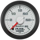 AutoMeter 8560 Gen 3 Dodge Factory Match Fuel Pressure Gauge